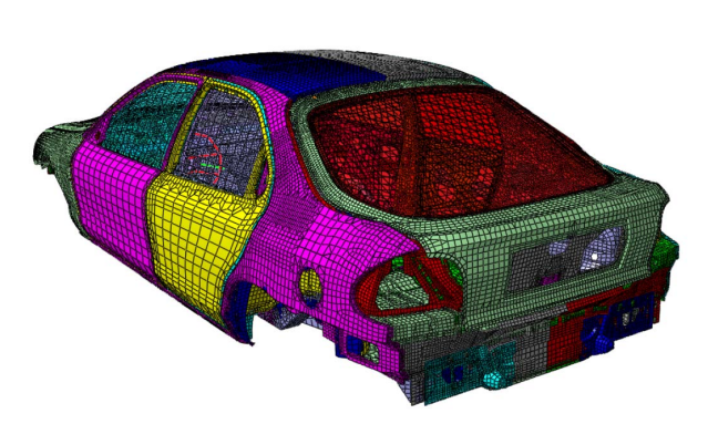 Use of Multidiscipline Solutions to Improve Automotive Noise, Vibration and Harshness