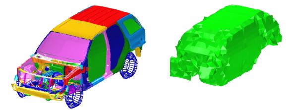 Reducing Automotive Engine Noise with Multidiscipline Simulation