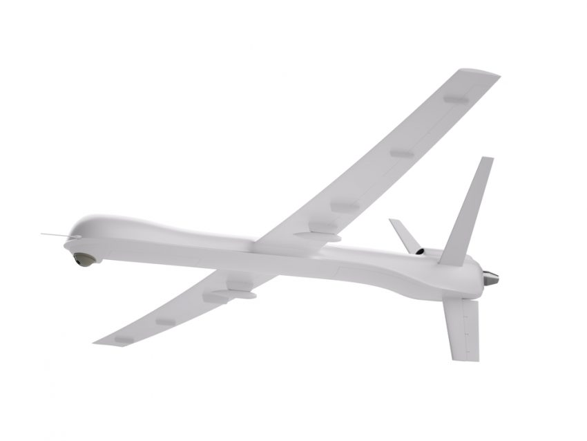 Finite Element Analysis of a UAV Wing