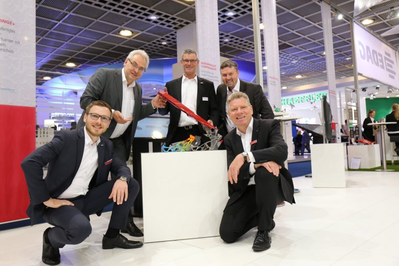 Additively Manufactured Components Production Ready at 50% of the Weight