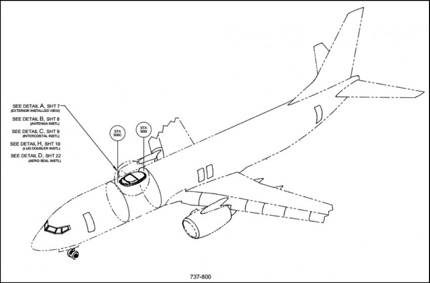 MSC Solutions Enhance Boeing 767-300ER Airframe