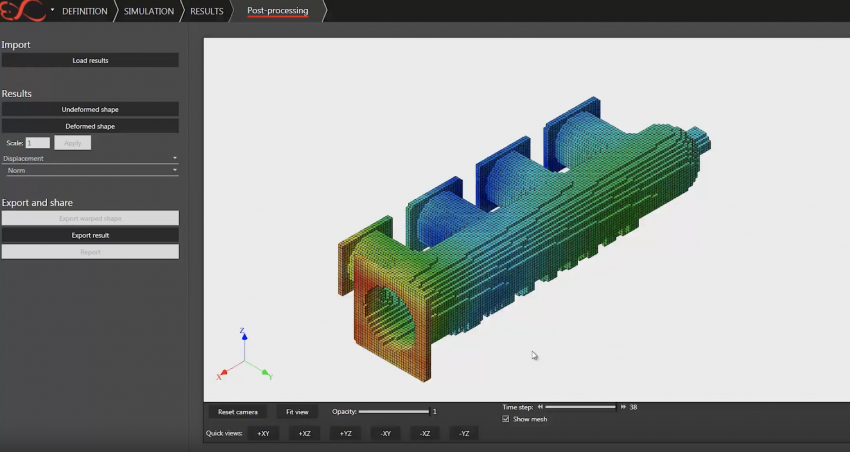 Predictive Simulation Tools for Additive Manufacturing