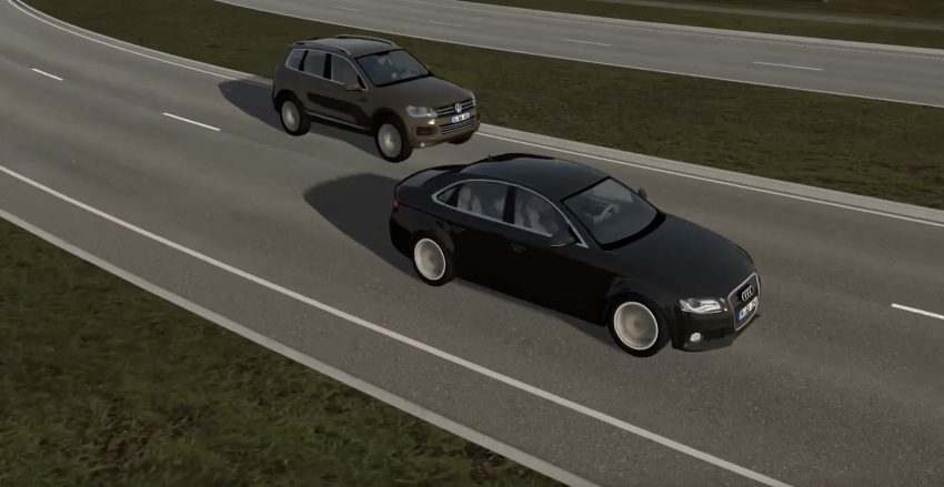 Autonomous Vehicle Modeling & Simulation