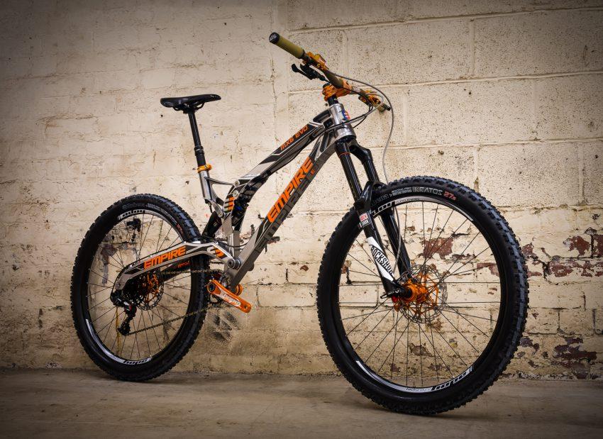 Optimizing Empire Cycles Mountain Bike Design Using MSC Apex