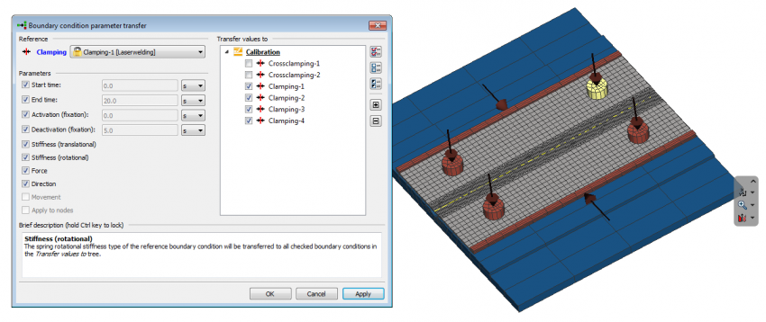 Handle Complex Assemblies with Simufact Welding 8