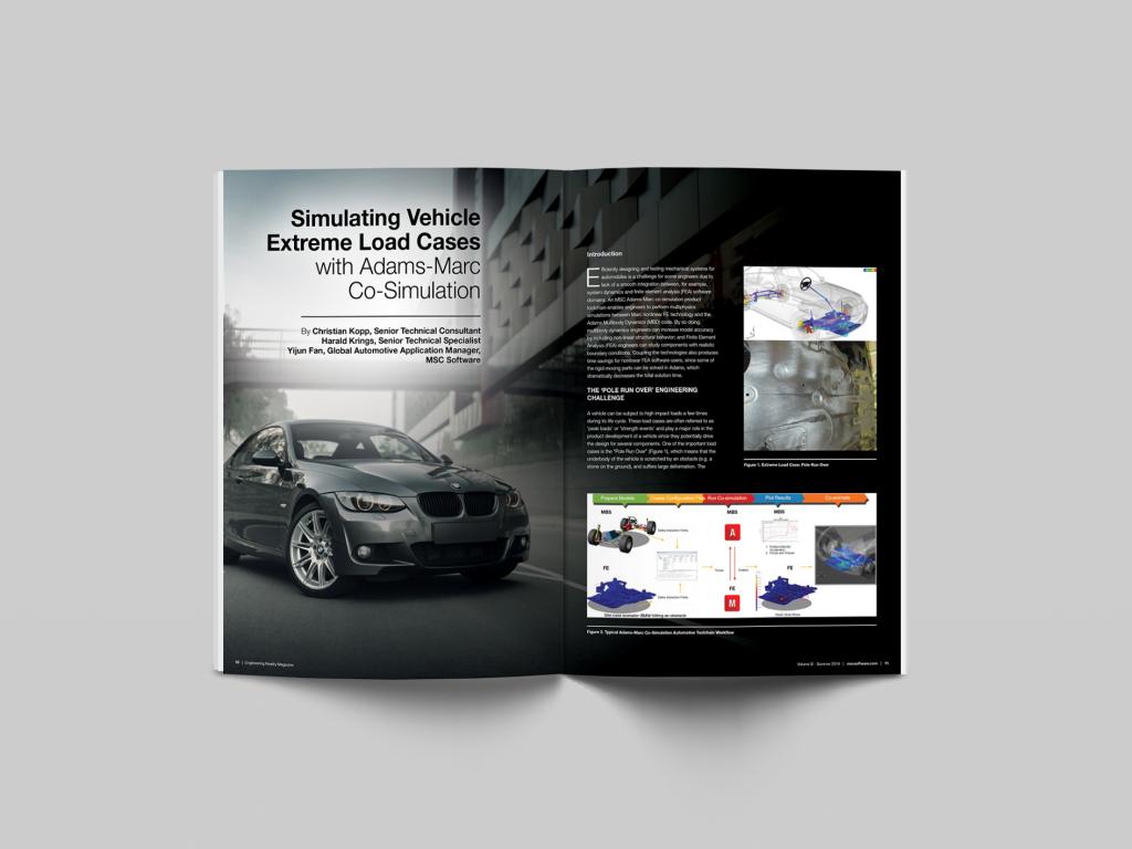 BMW Cosimulation