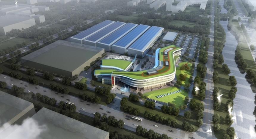 smart factory facility