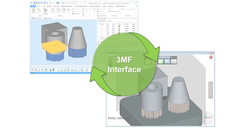 Simufact Additive 2020 Optimizes Build Job Costs and Streamlines Workflows