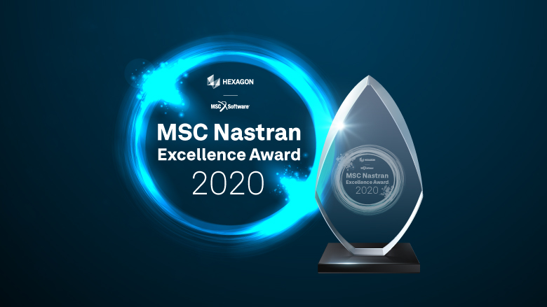 Volvo Cars wins first MSC Nastran Excellence Award